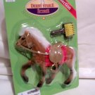 Blonde Derby Toy Horse for American Girl 18 inch dolls