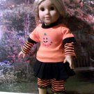 Halloween Party Set for American Girl 18 inch dolls