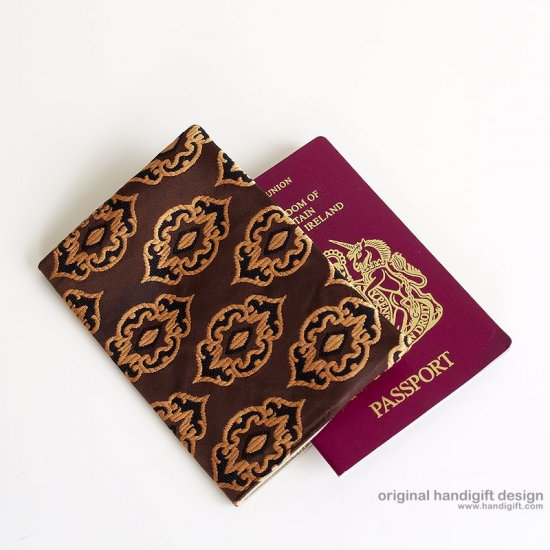 RFPC-005: RFID Block Passport Cover