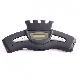 Steering Wheel Bluetooth Hands-free Car Kit V2.1 with A2DP - MP3/FM Enabled