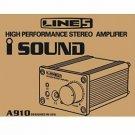 High Fidelity Speaker Stereo Hi-Fi Amplifier