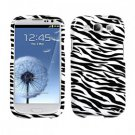 Zebra Pattern Back Case for Samsung Galaxy S3c