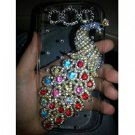 Multi-color Peacock Clear Case for Samsung Galaxy S3/III i9300