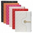 Folio Case Cover with Rhinestone Decoration for iPad 1 2 3 4