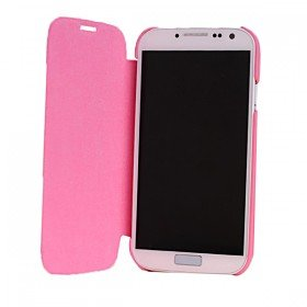 Slim Cross Grain Pattern Case Cover for Samsung Galaxy S4