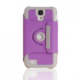 Rotatable Case Cover for Samsung Galaxy S4