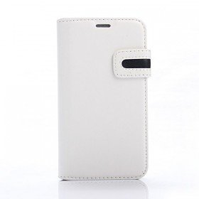 Wallet Style Leather Case Cover for Samsung Galaxy S4