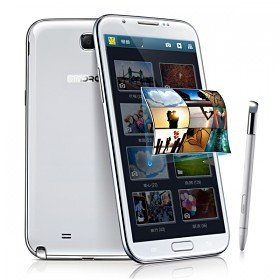 1.2 GHz Quad Core 5.7 Inch HD IPS Android 4.1.2 3G WiFi Mobile Phone