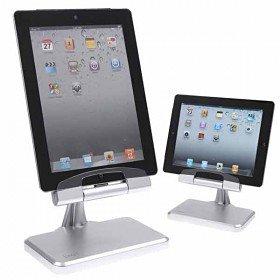 Desktop Charging Stand Holder Docking Station for New iPad(iPad 3) iPad 2