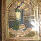 Mughal Miniature Painting SAK25