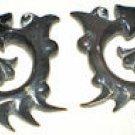 Tribal Hook Design - Horn w/o-ring