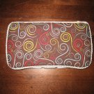 Brown Swirl - Boutique Style Diaper Wipes Case