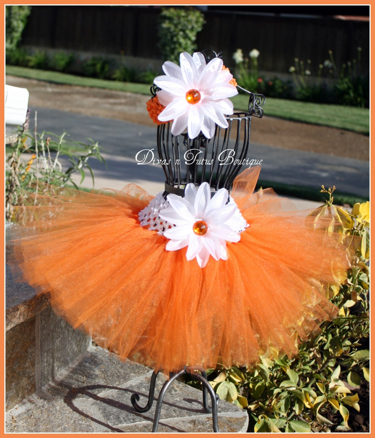 50/50 Tutu Set (newborn-2yrs)