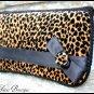 Classic leopard - Boutique Style Diaper Wipes Case