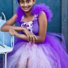 Princess Inspired Tutu Dress -Rapunzel