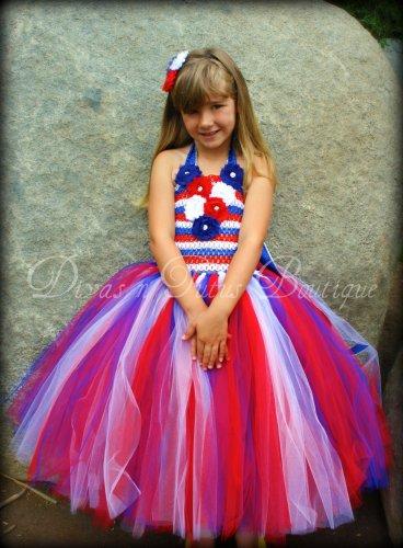 Fireworks Princess Dress