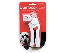 BAMBOO BRAND DOG NAIL CLIP/STYPTIC/FILE
