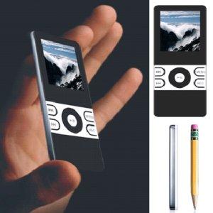 MP4 Player   1GB                (Item no: YJ-812A)