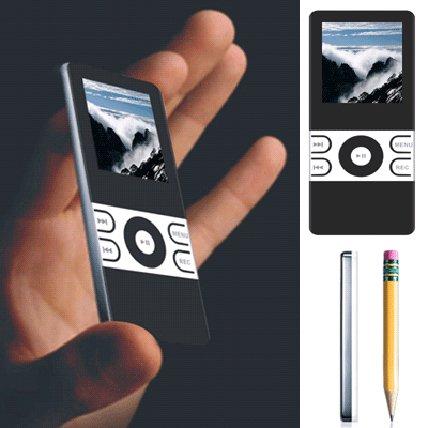 MP4 Player - 2GB          (Item no: YJ-812B)