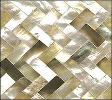 Tile Blocking Black Lip Shell                 BLK1002