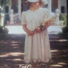 McCalls Memories by Jo Lene 8184 pattern, Childs Dress, Sizes 7, 8, 10, UNCUT