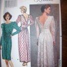 Vintage Butterick 4902 Rimini Designer Pattern Dress Size 14 16 18, Bust 36, 38, 40, Uncut