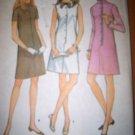 Vintage 1960s 9259 McCalls Pattern Dress, Size 10 Uncut