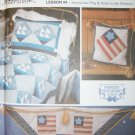 Simplicity 9727 Sewing Pattern Quilt Block Club Holiday Edition Lesson #4 , UNCUT