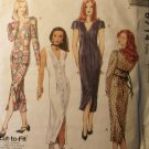 McCalls 6714 Cut To Fit, Pattern, Dress, Size  4, 6, 8,  UNCUT