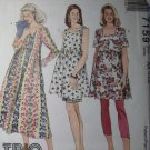 McCalls 7159  Pattern, Maternity Dress Tunic Leggings Shorts, size 4 6 8,  UNCUT