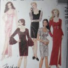 McCalls 7015 Pattern,  Misses Evening Cocktail Dress Gown Sz 4 6 8, UNCUT
