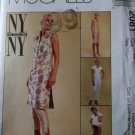 McCall's 2081 Pattern, Misses' Lined Dress or Top, Sarong Skirt and Pants, Size 18, UNCUT