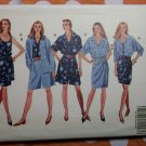 Butterick  5449 Pattern, Misses Shirt Tank Top Double Wrap Skirt & Shorts, Sz 12 14 16, UNCUT