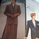 OOP Vogue Classics 7594 Pattern, Jacket Size 12, 14, 16, Bust 34, 36, 38 Uncut