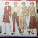 OOP Butterick 3765 Jacket Top Skirt Pants Pattern Sz 12 14 16, Uncut