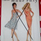 OOP Style 2126 Misses Dress  in 2 styles Pattern, Sz 6 to 16, Uncut