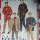OOP McCalls 6762 Unlined Jacket and Pants Pattern Sz 46, 48, X Lrg, Uncut