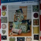OOP Simplicity 0741 Pattern, 30+ Easy Pillow Package, Uncut