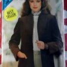 Vintage Butterck 3836 Misses Jacket Pattern, size 8 10 12, Uncut