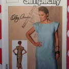 Vintage Simplicity 6828 Misses Dress Pattern, Size 10