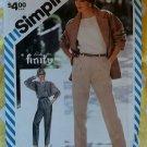 Simplicity 6320 Pattern, Misses Pants, size 6 8, Uncut