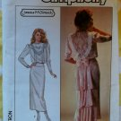 Simplicity 8224 Pattern Misses Jessica McClintock  Dress, Size 14, Uncut