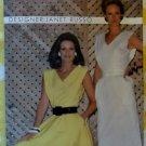Designer Janet Russo Misses Dress Butterick 4963 Pattern, Size 14 Bust 36, Uncut