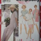Easy Misses Basic Pants or Shorts, Skirt, Top, Cardigan Simplicity 8858 Pattern, Sz 6 to 16,