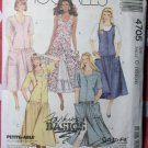 Easy Misses' Jumper & Dress McCalls 4705 Pattern, Size 10 12 14, Uncut