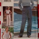 OOP Easy Vogue Sport, Misses Shorts and Pants Vogue 8915 Pattern , Size 8 10 12, Uncut, FF