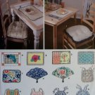 OOP Simplicity 8696 Pattern, Home Place mats & Chair Pads, Uncut