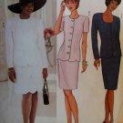 Easy Misses Jacket & Skirt Butterick 3400 Pattern, Size 12 14 16, Uncut
