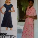 Time-Saver Simplicity 8416 Misses Pullover Dress & Unlined Jacket Pattern, Sizes 12 14 16, Uncut