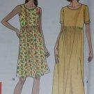 Simplicity 8190  Easy Misses' Knit Dress Pattern, Size 6-24 UNCUT